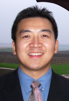 Portrait Style Photo of Dr. Huang